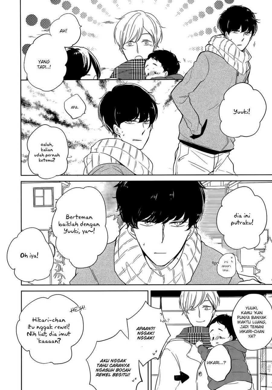 Tadaima, Okaeri chapter 3 page 6