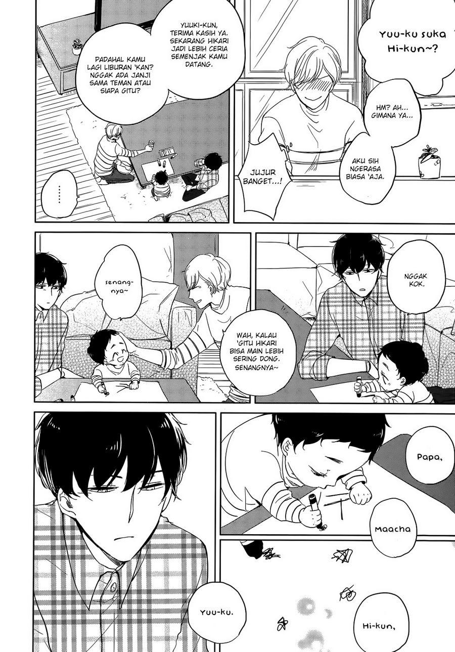 Tadaima, Okaeri chapter 3 page 12