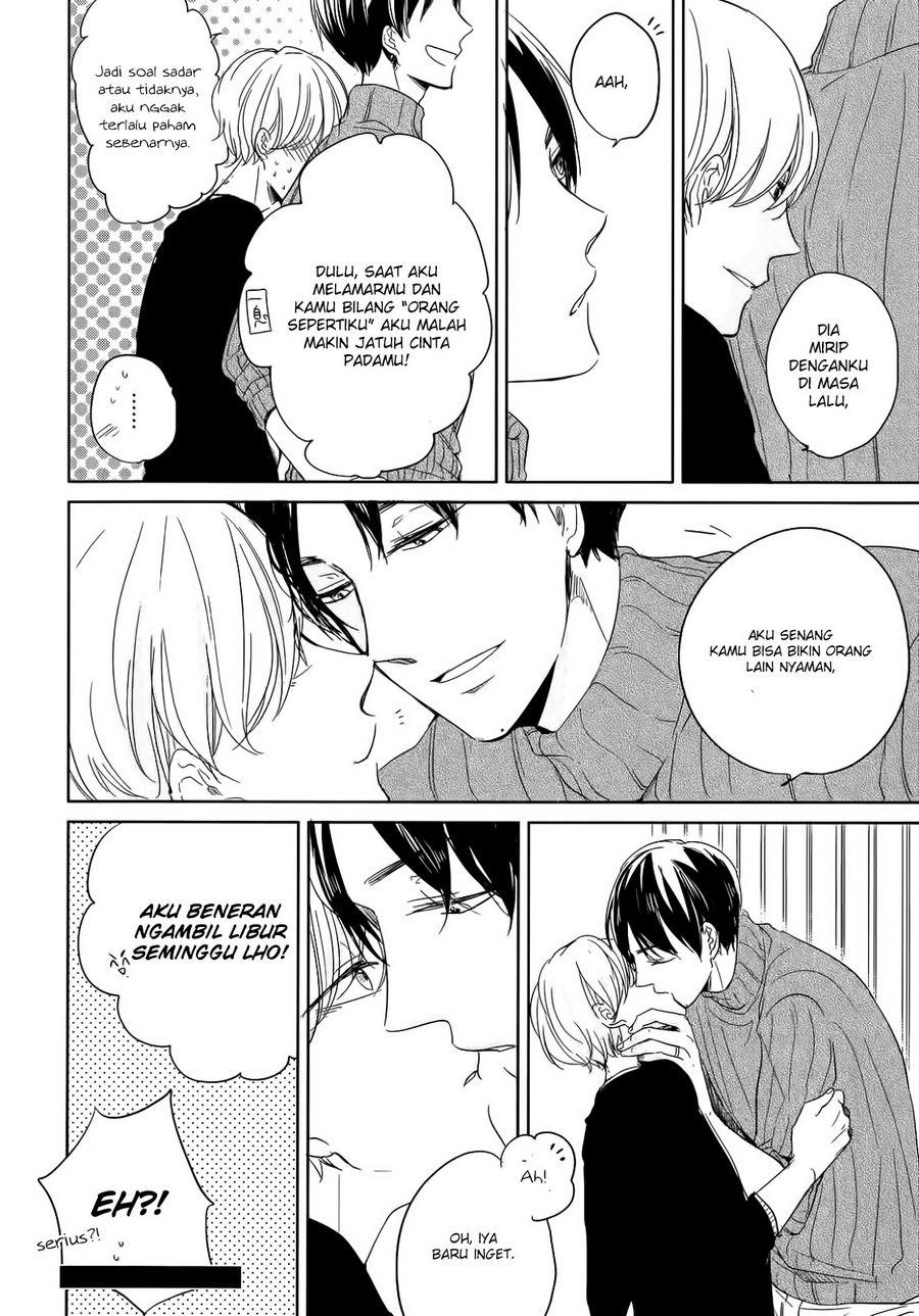 Tadaima, Okaeri chapter 3 page 28