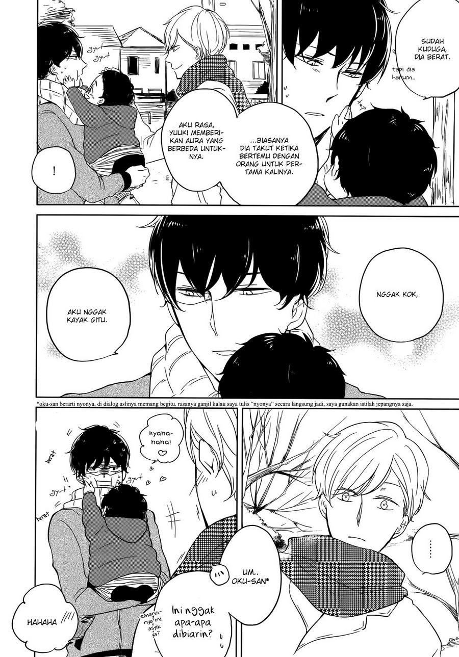 Tadaima, Okaeri chapter 3 page 10