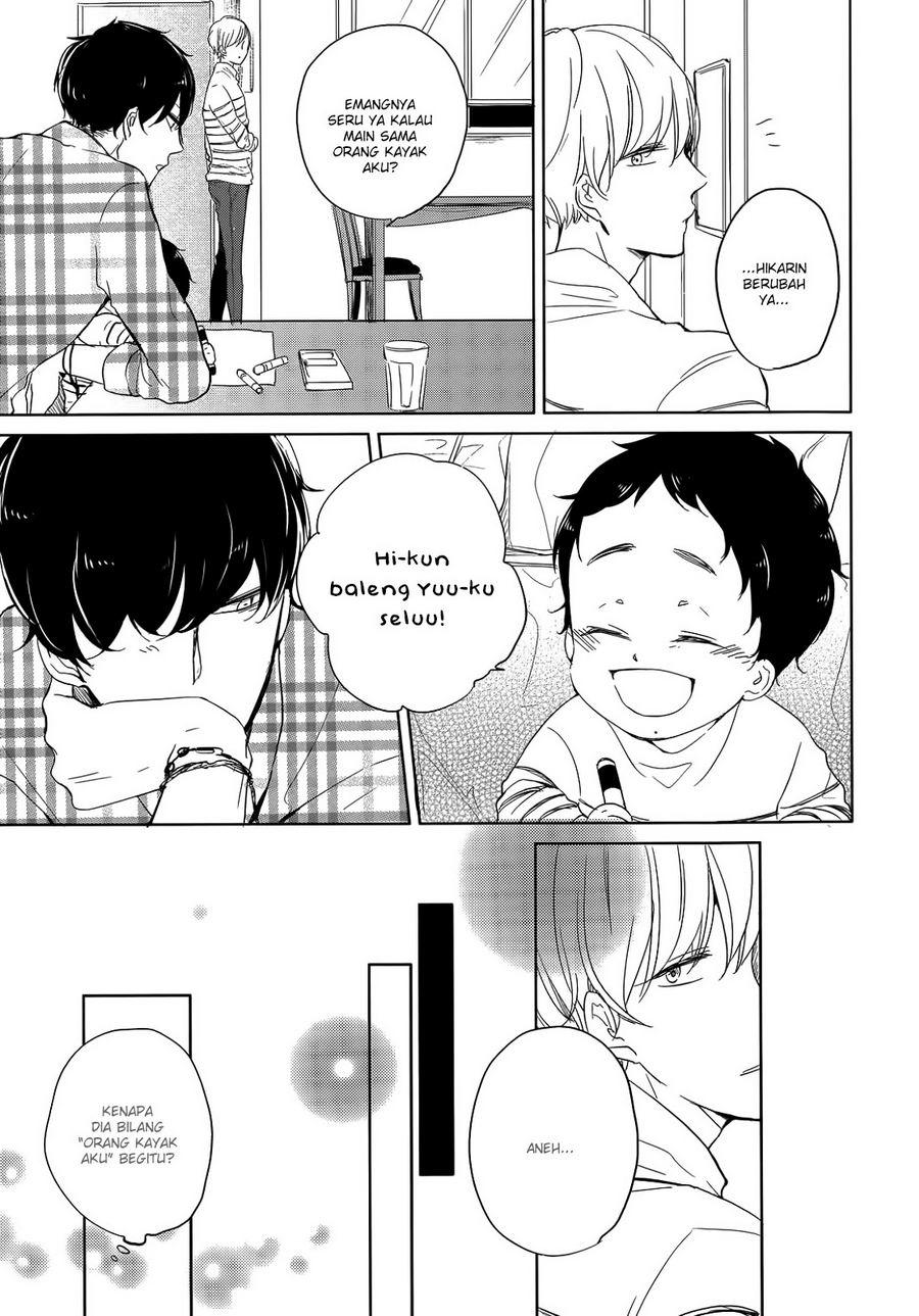 Tadaima, Okaeri chapter 3 page 13
