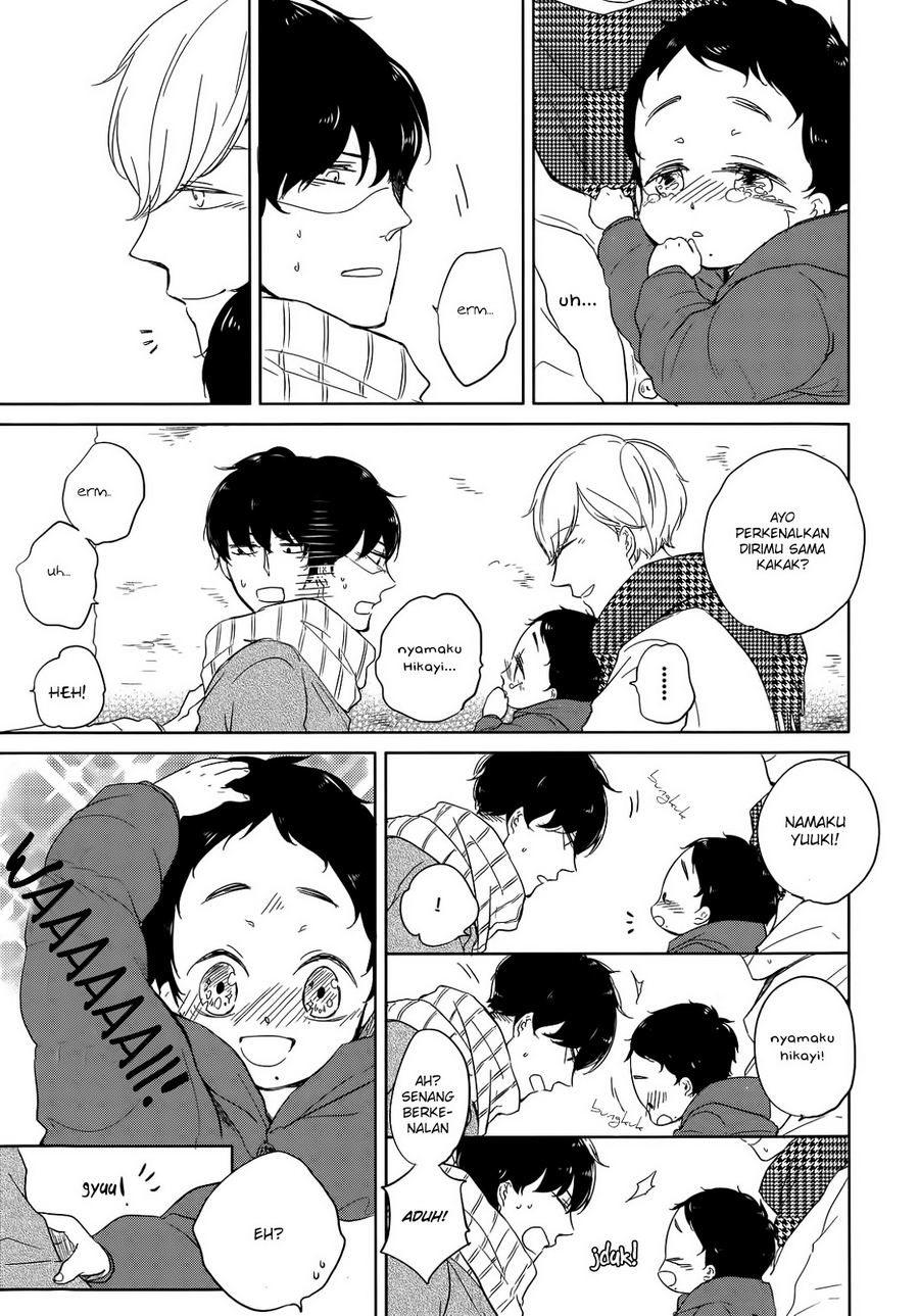 Tadaima, Okaeri chapter 3 page 7