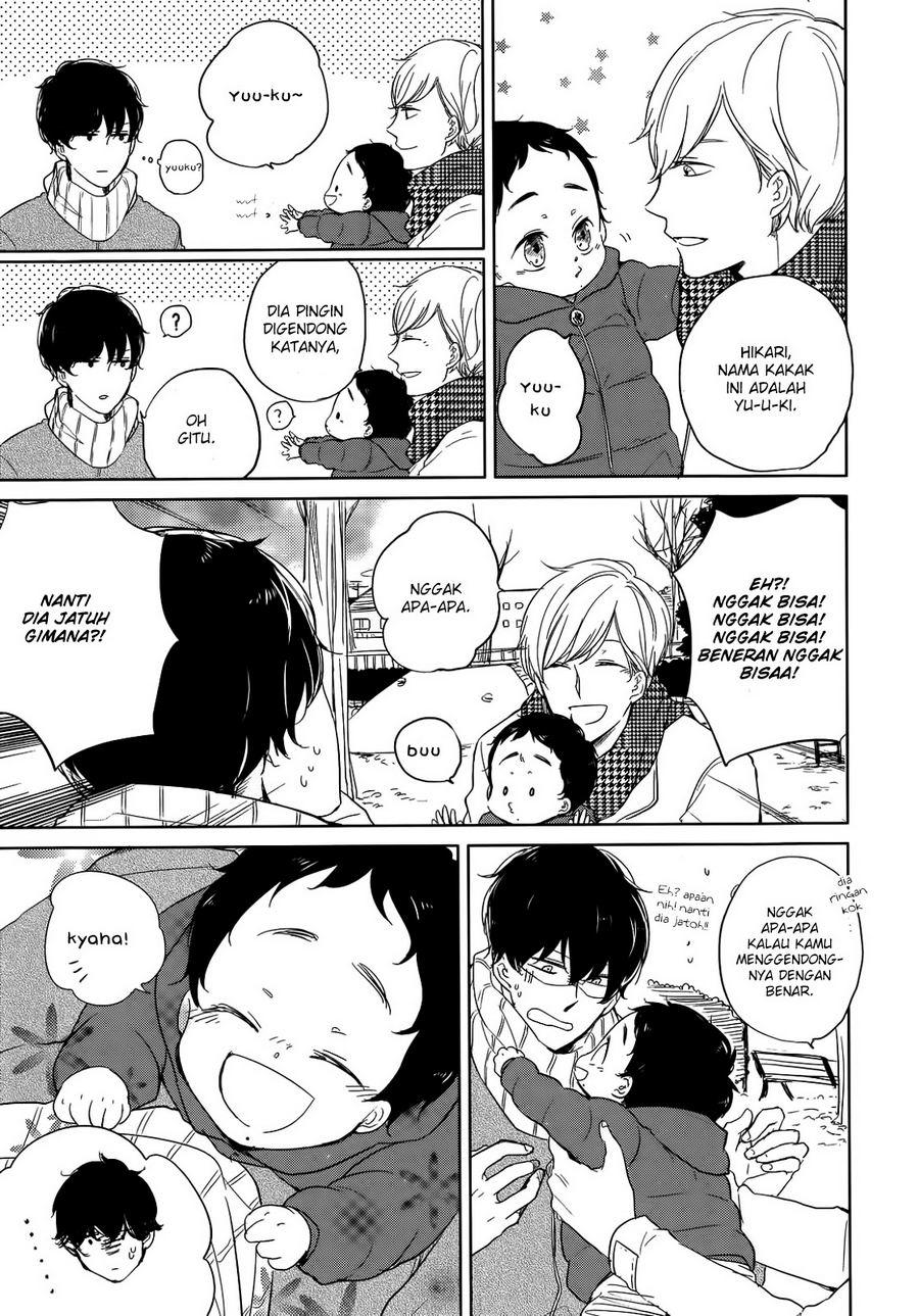 Tadaima, Okaeri chapter 3 page 9