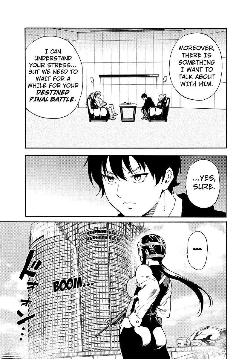 Tenkuu Shinpan - Chapter 195