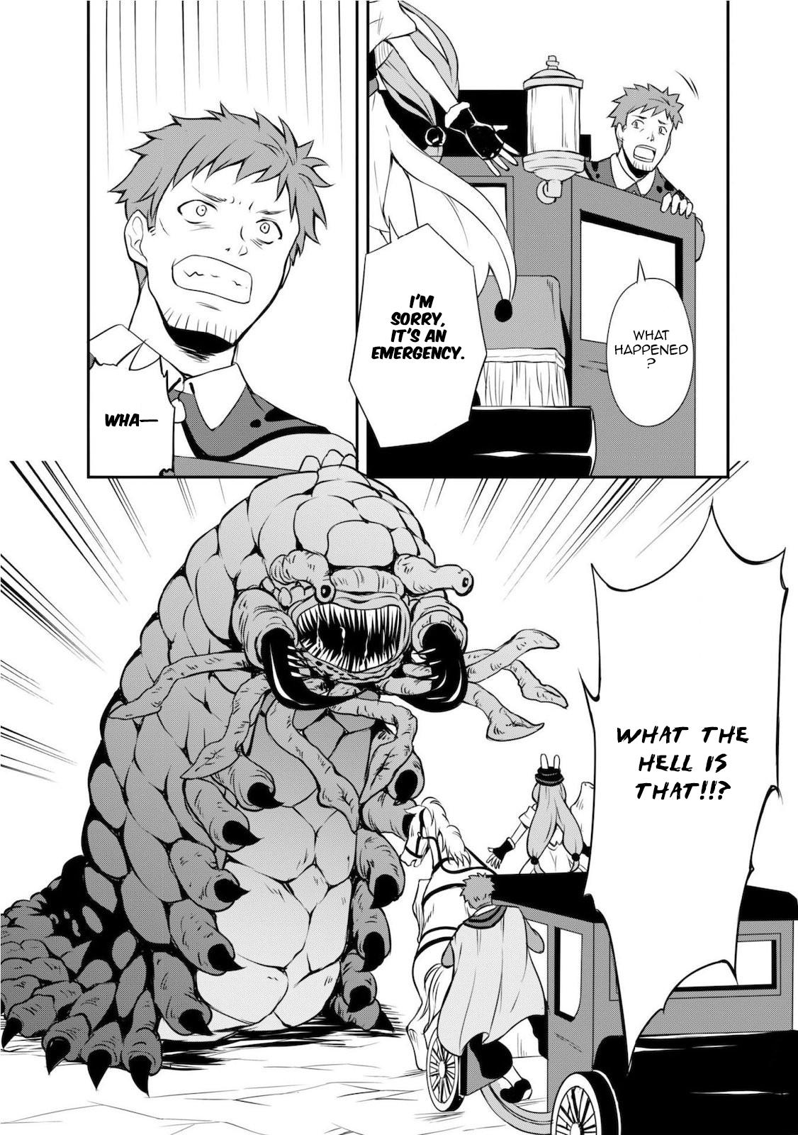 Tensei Shitara Slime Datta Ken: Mamono no Kuni no Arukikata Ch.4