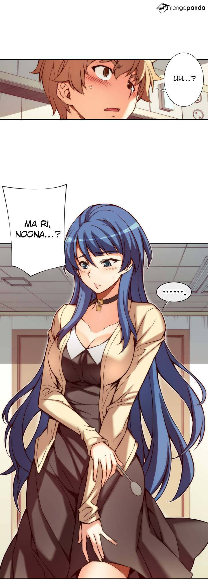 The Fiancee Is Here - Chapter 14