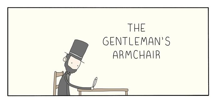 The Gentlemans Armchair - Chapter 128