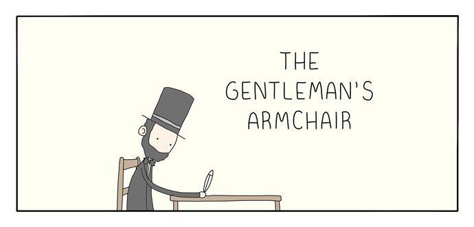 The Gentlemans Armchair - Chapter 131