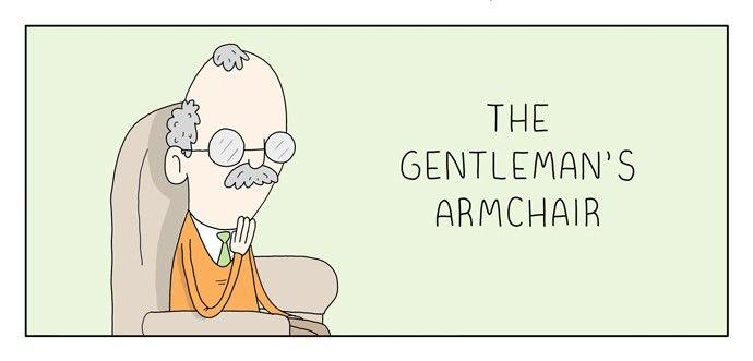 The Gentlemans Armchair - Chapter 80