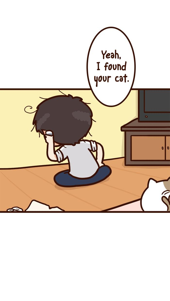 The Salary Man & Tofu the Funny Cat Ch.8