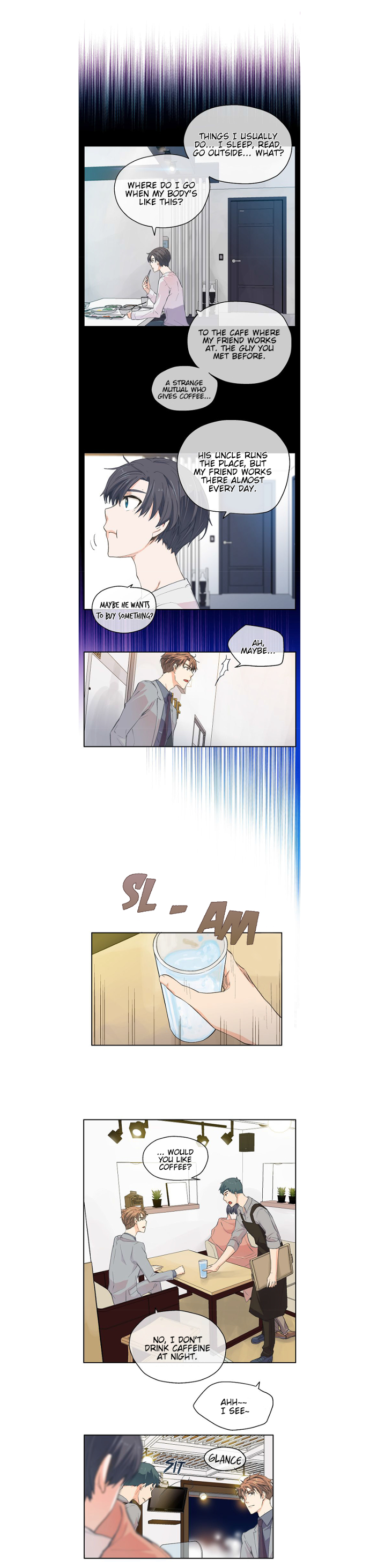 The Strange Story Of A Guy Next Door And A Novelist Ch.7