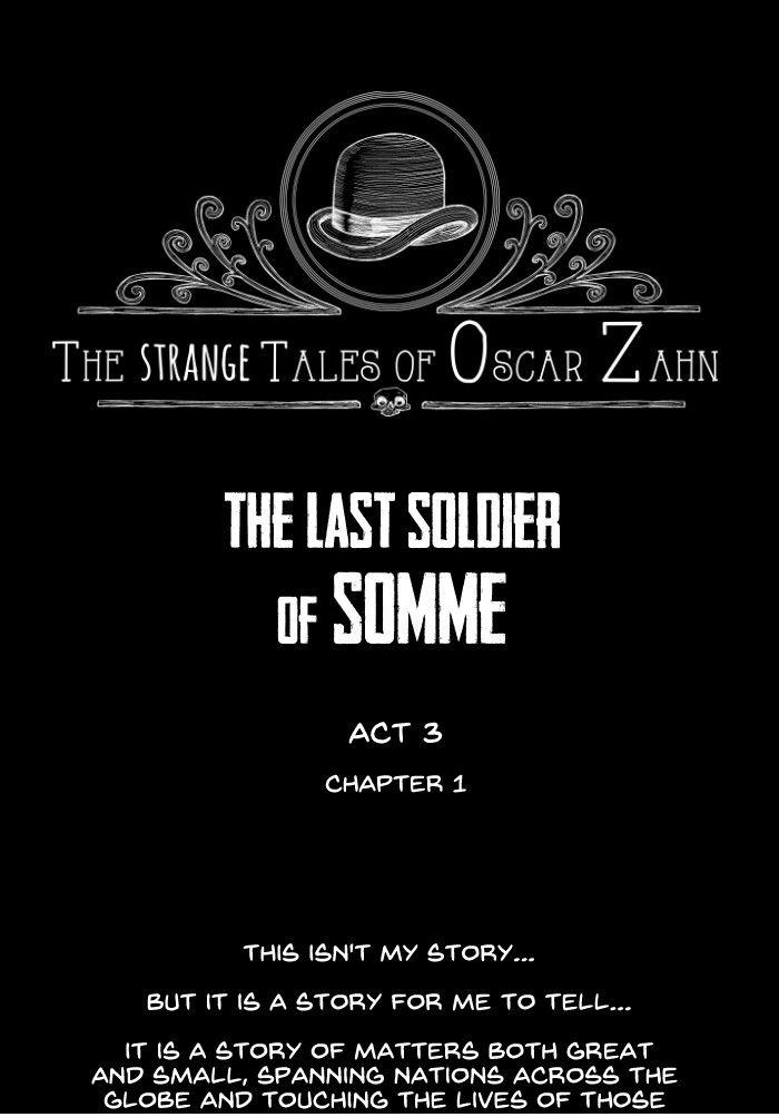 The Strange Tales Of Oscar Zahn - Chapter 24