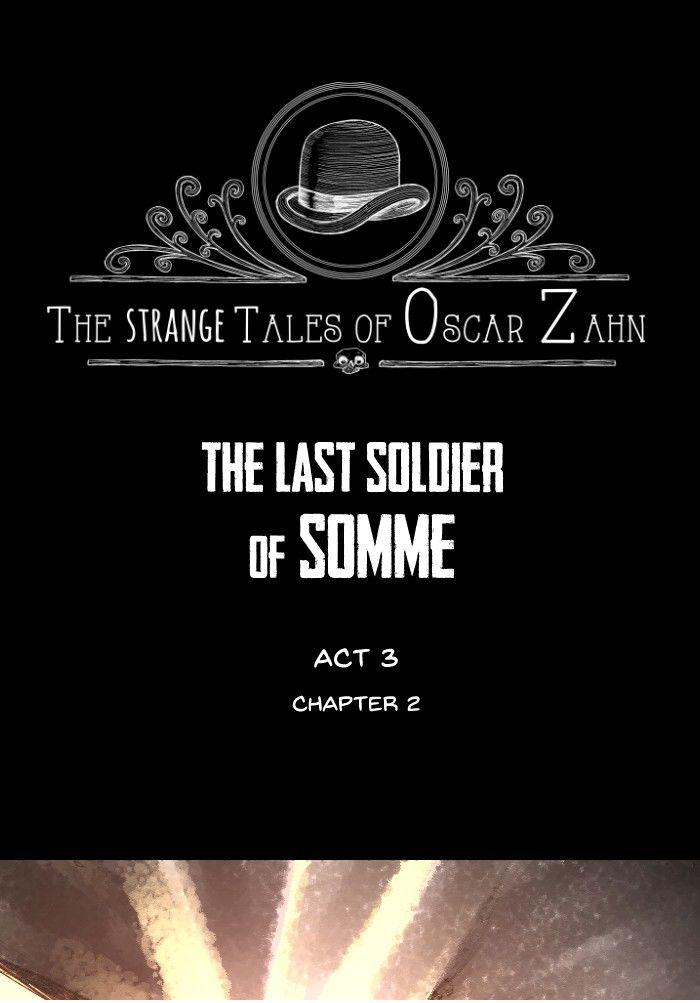 The Strange Tales Of Oscar Zahn - Chapter 25