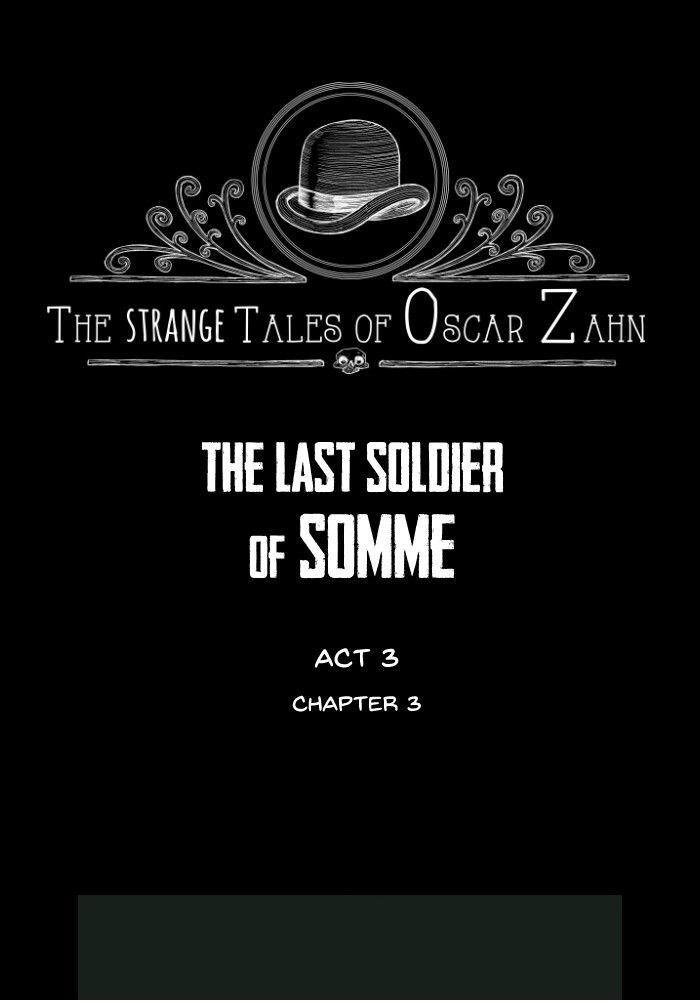 The Strange Tales Of Oscar Zahn - Chapter 26
