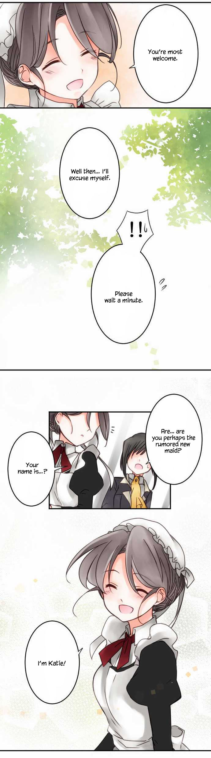 The Young Master and The Maid Ch.13