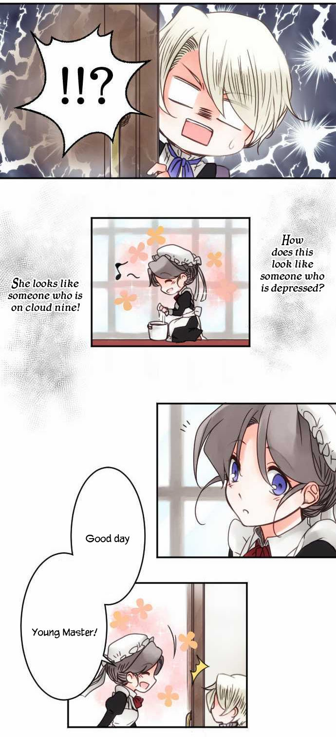 The Young Master and The Maid Ch.19