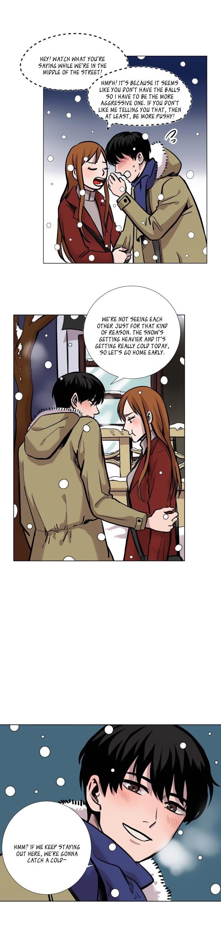 Their Circumstances (Sria) - Chapter 1