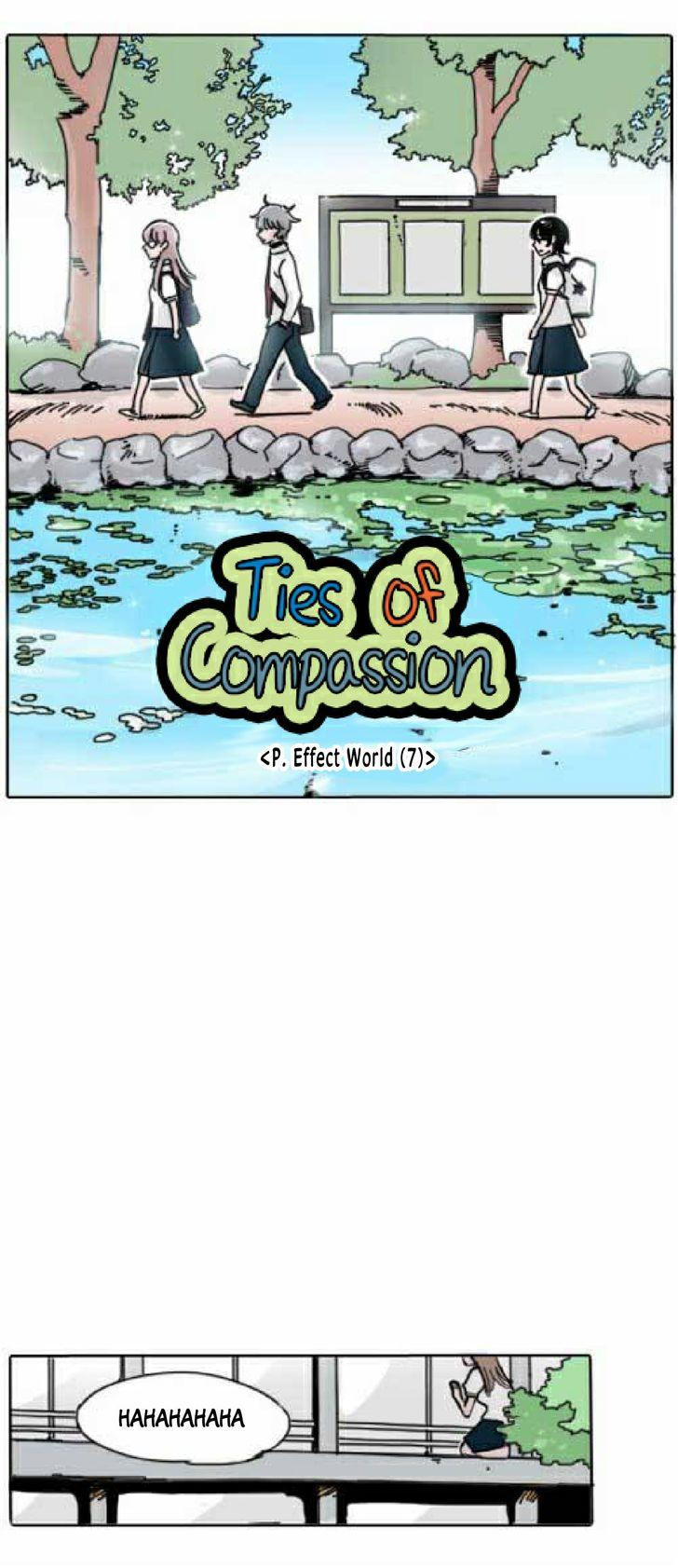 Ties of Compassion - Chapter 134