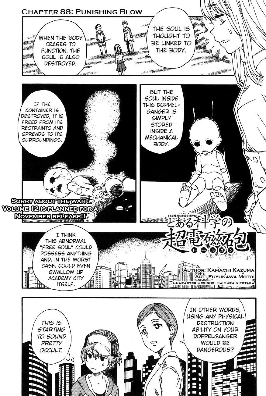 To Aru Kagaku no Choudenjibou - Chapter 103