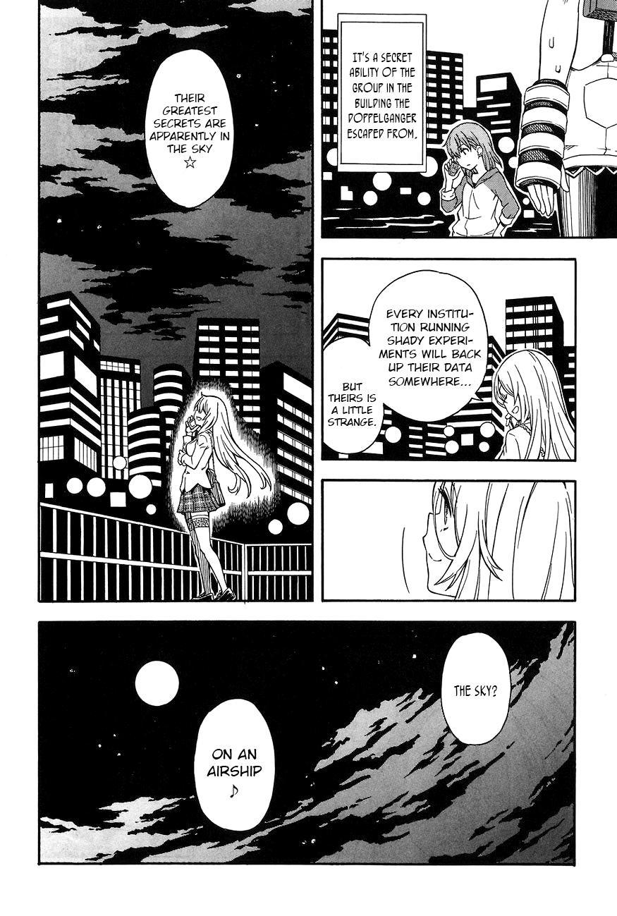 To Aru Kagaku no Choudenjibou - Chapter 105