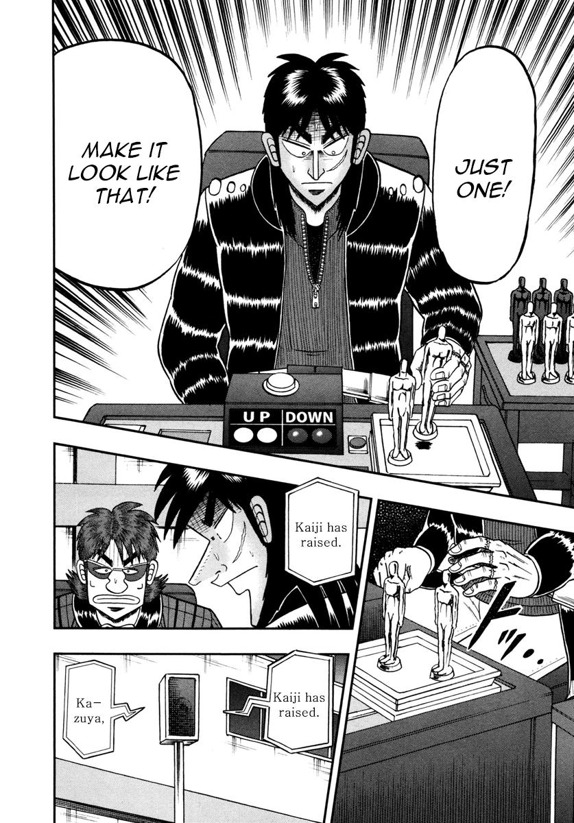 Tobaku Datenroku Kaiji: One Poker Hen - Chapter 97