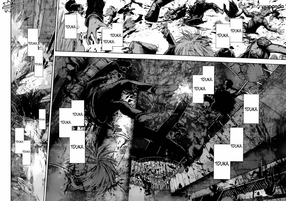 Toukyou Kushu:re Bone Ch.144