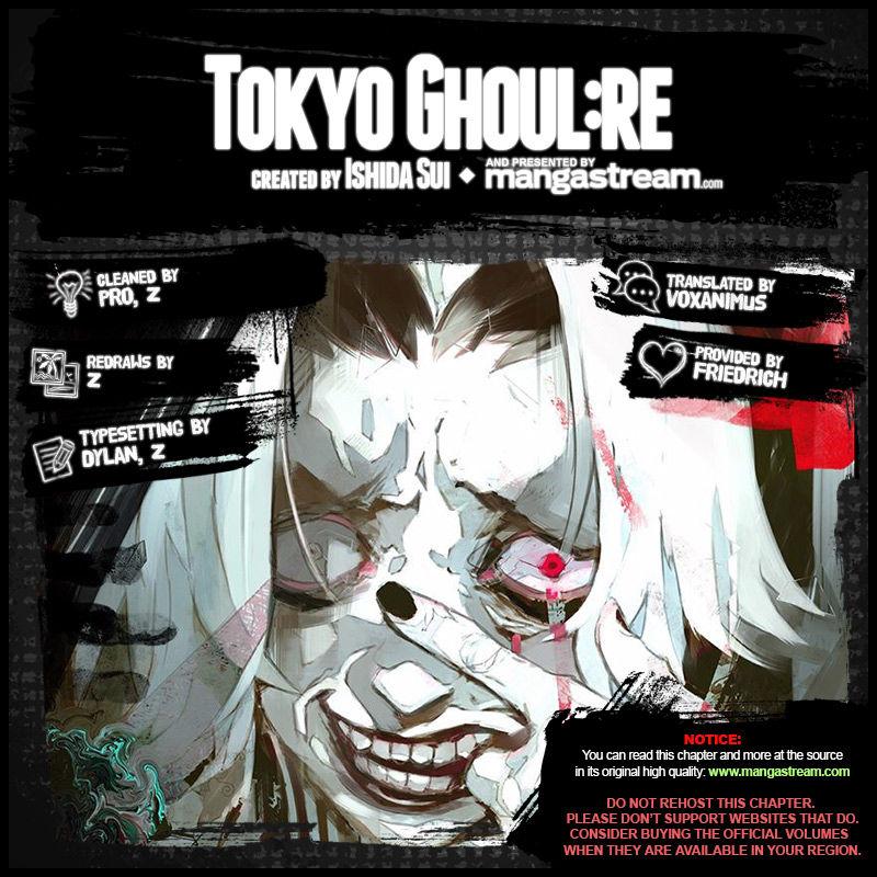 Toukyou Kushu:re Bone Ch.149
