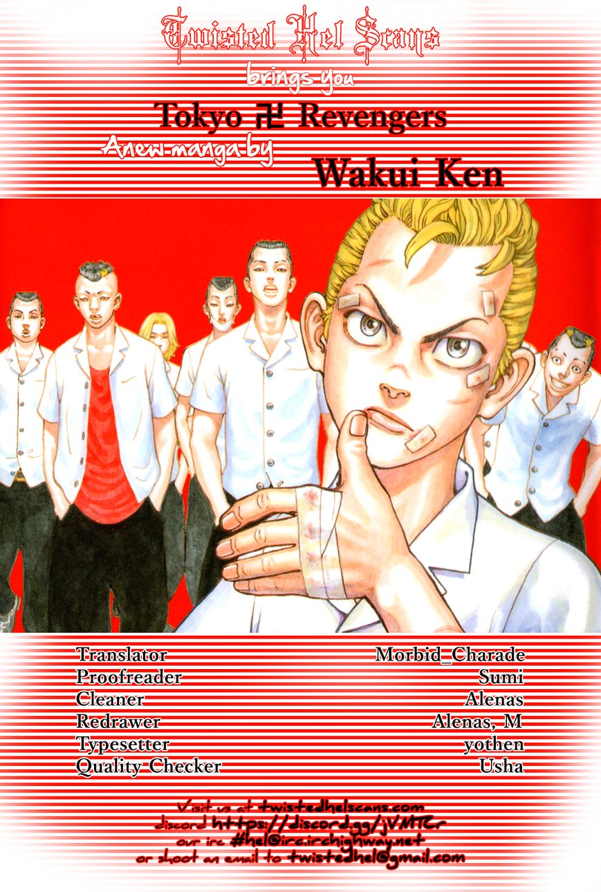 Tokyo Manji Revengers Ch.1