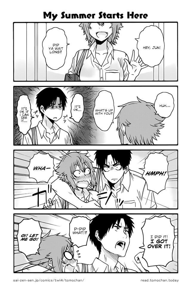 Tomo-chan wa Onnanoko! - Chapter 265