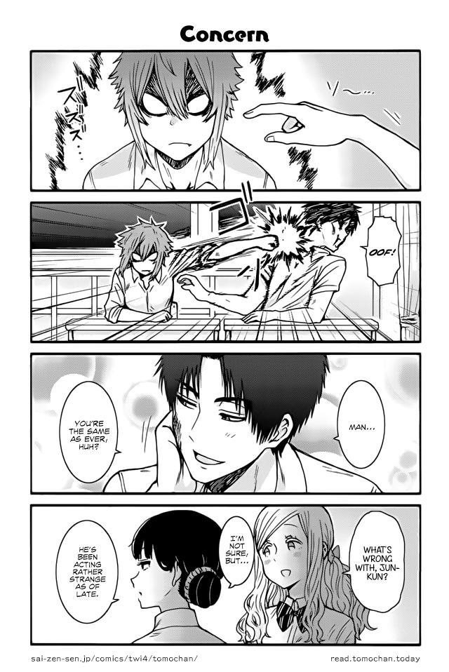 Tomo-chan wa Onnanoko! - Chapter 300