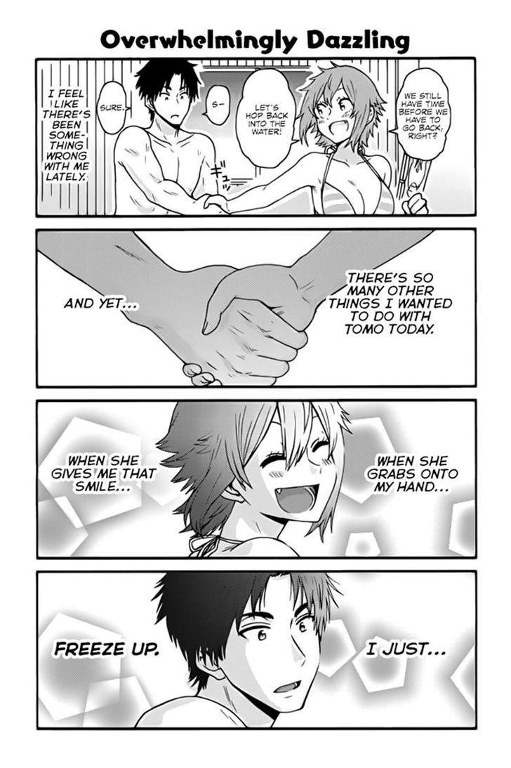 Tomo-chan wa Onnanoko! - Chapter 410