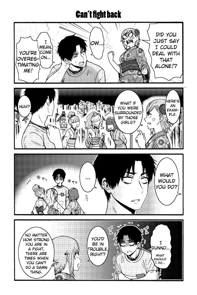 Tomo-chan wa Onnanoko! - Chapter 448