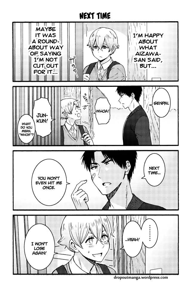 Tomo-chan wa Onnanoko! - Chapter 503