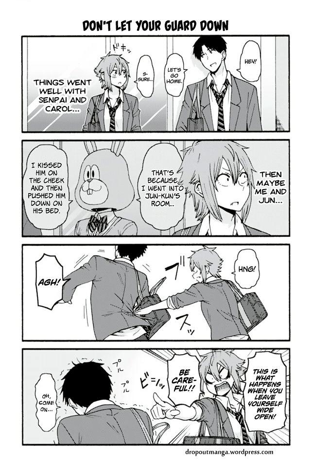 Tomo-chan wa Onnanoko! - Chapter 574