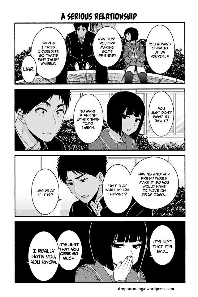 Tomo-chan wa Onnanoko! Ch.687