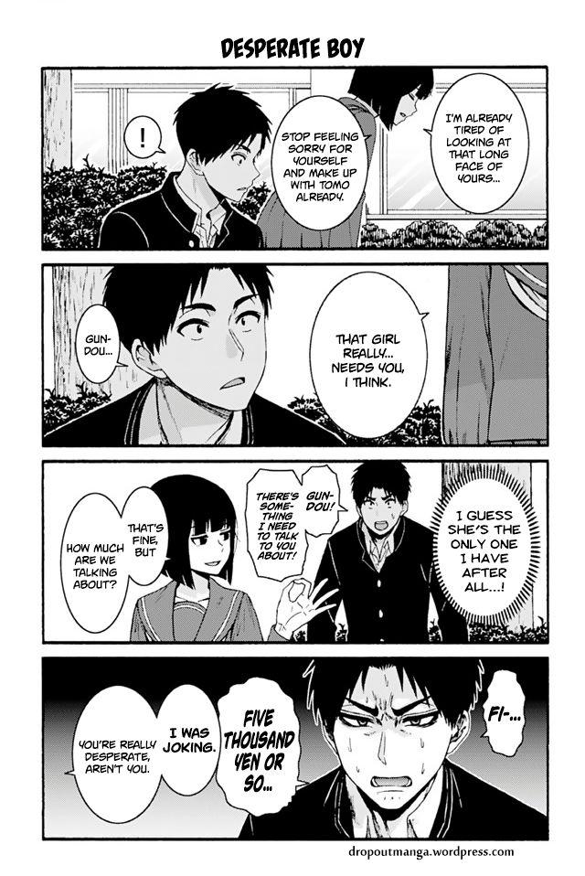 Tomo-chan wa Onnanoko! - Chapter 624