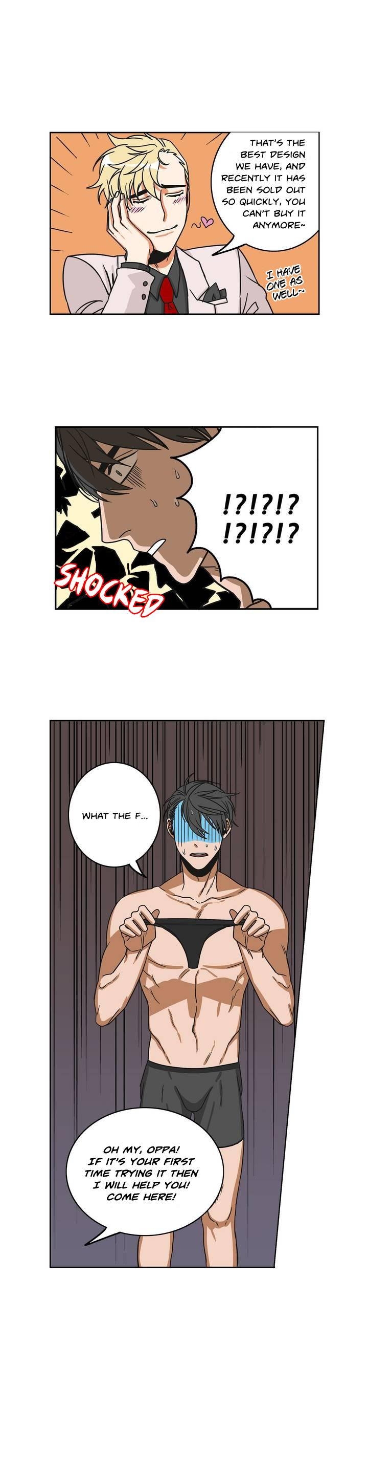 Undercover - Chapter 3