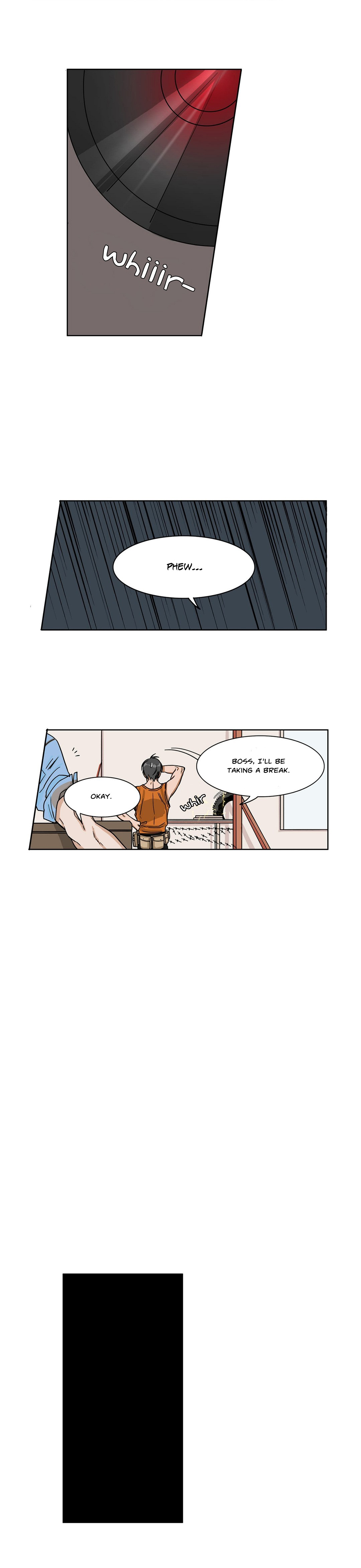 Undercover - Chapter 4