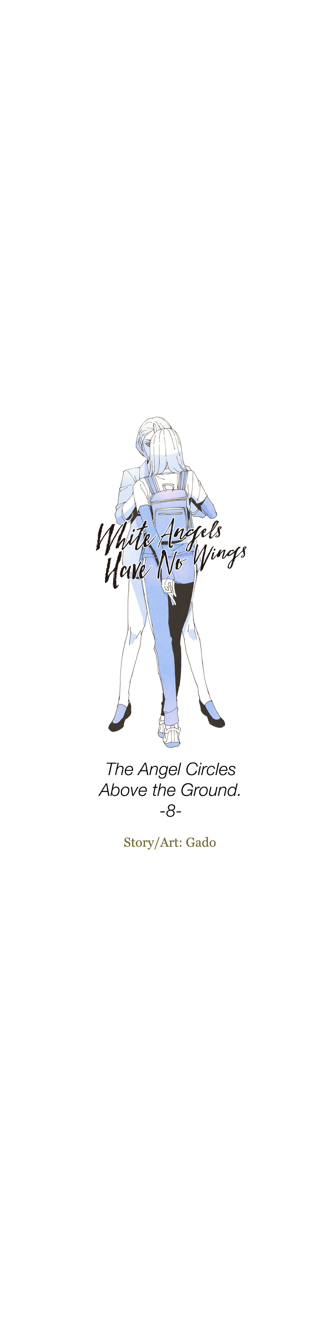 White Angels Have No Wings - Chapter 45