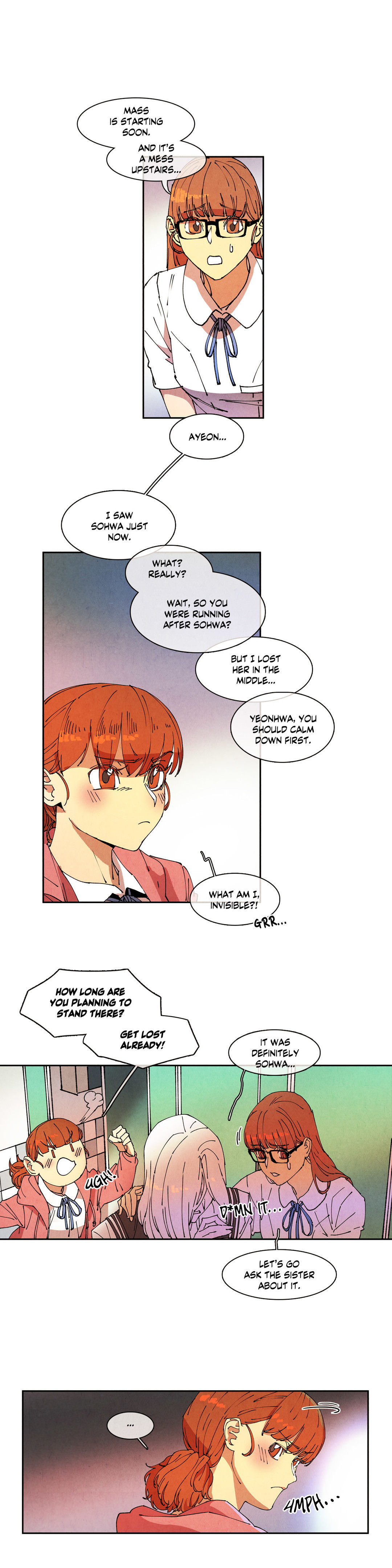 White Angels Have No Wings - Chapter 65
