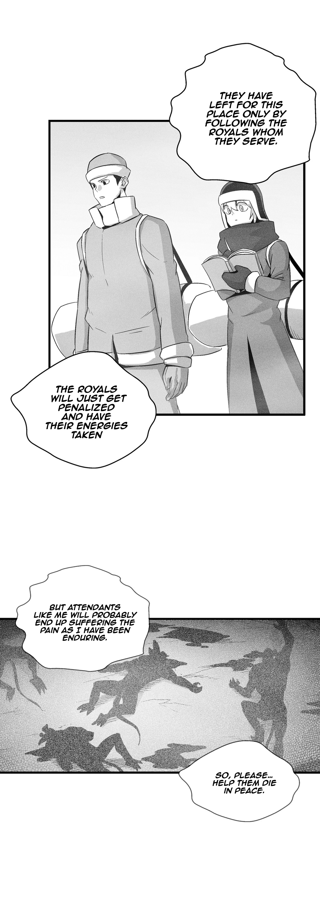 White Epic - Chapter 61