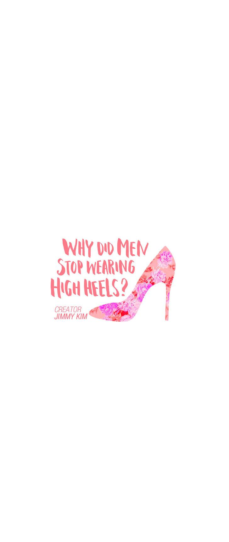 Why Did Men Stop Wearing High Heels? - Chapter 2