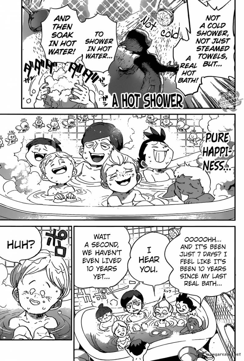 Yakusoku no Neverland - Chapter 56