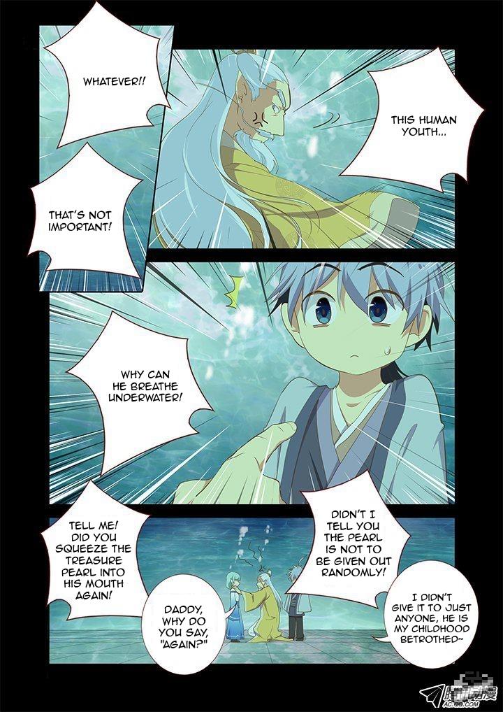 Yaoguai Mingdan - Chapter 192