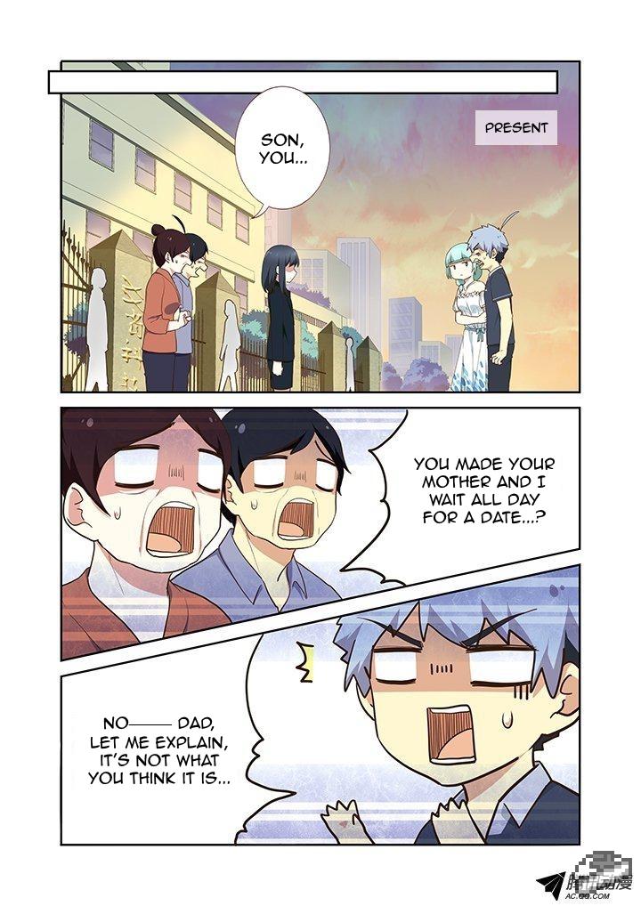 Yaoguai Mingdan - Chapter 208