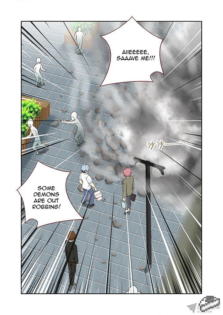 Yaoguai Mingdan - Chapter 224