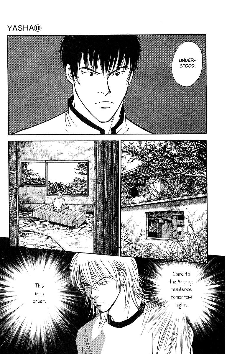 Yasha - Chapter 54