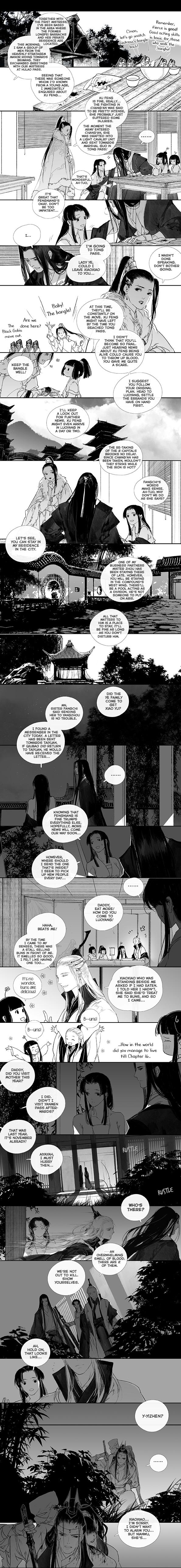 Ibuki Satsukis Comic Collection (Yi Chui Wu Yue Tiao Man Ji) - Chapter 84