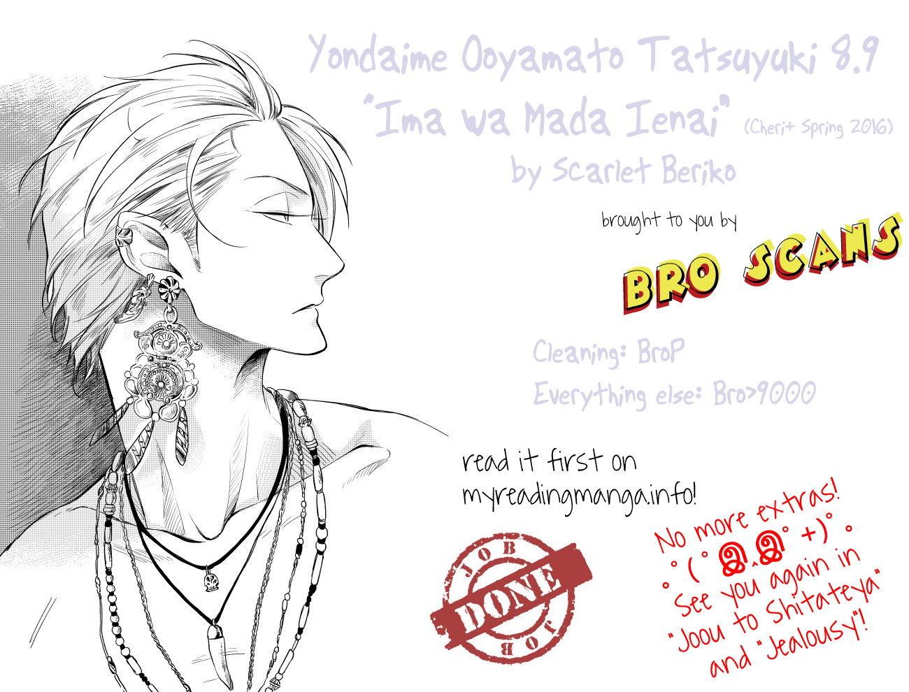 Yondaime Ooyamato Tatsuyuki - Chapter 15