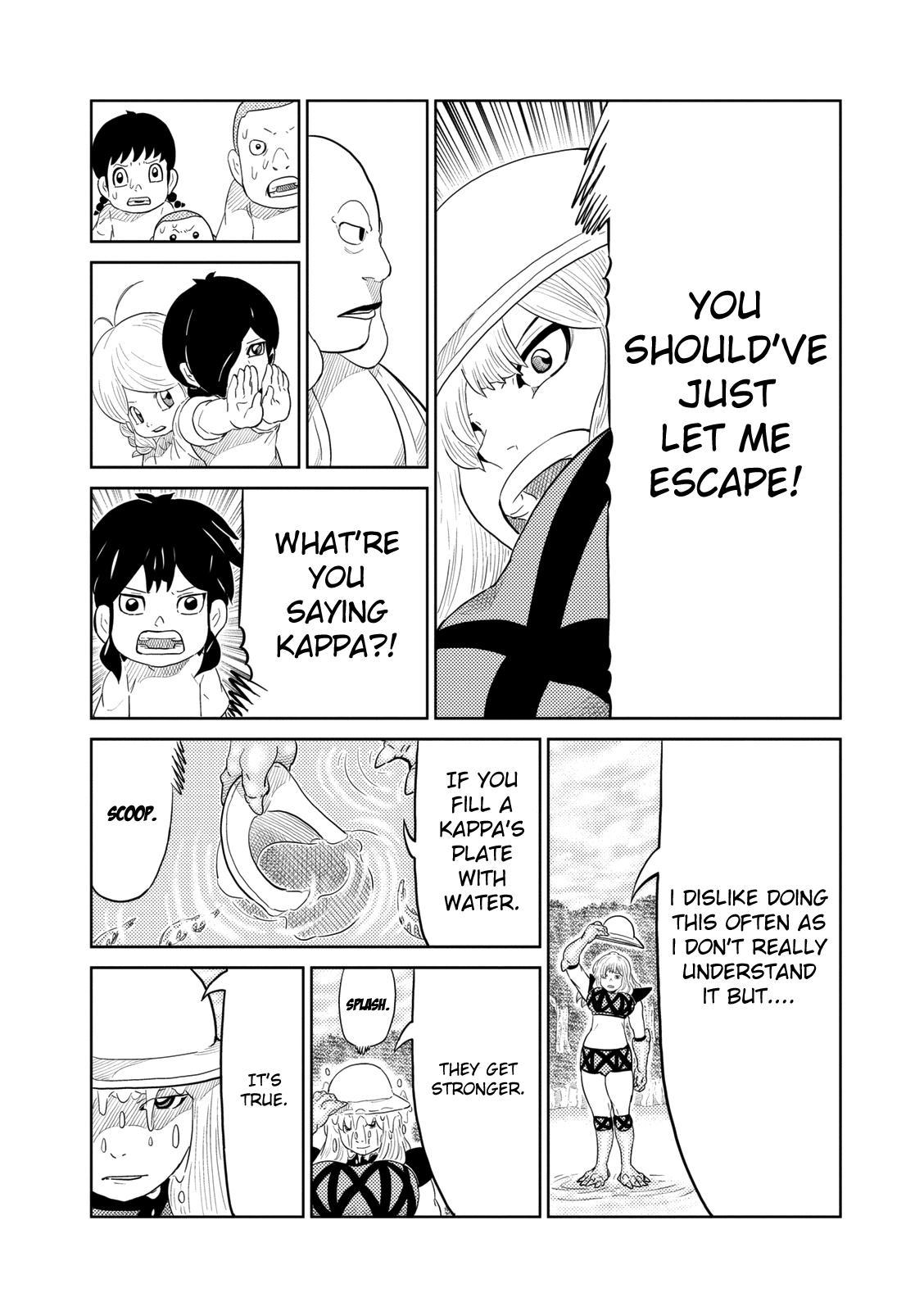 Youkai Banchou - Chapter 10